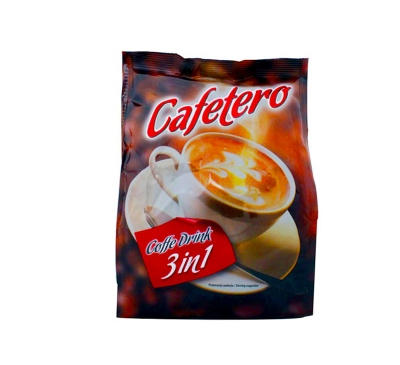 Cafetero Coffee drink 3 in 1 CBA 180g