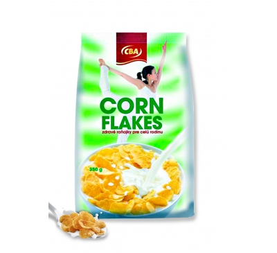 Corn flakes CBA 350g